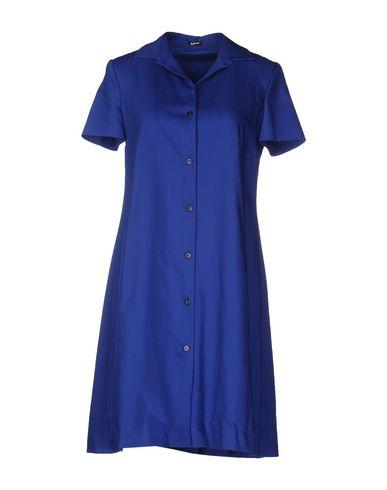 Короткое платье JIL SANDER NAVY 34684064JN