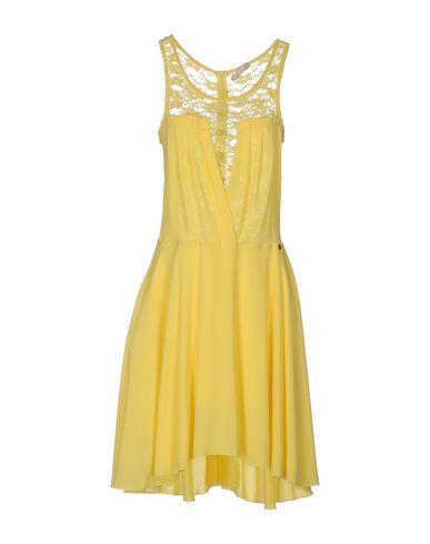 Платье до колена FLY GIRL 34684135MT