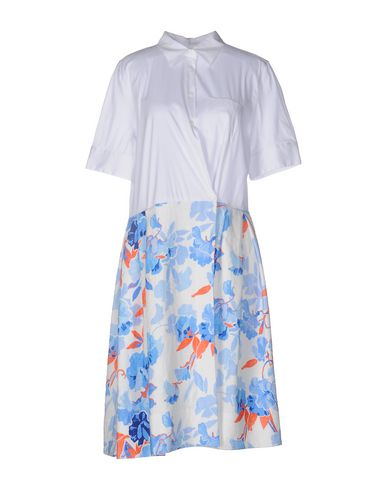 Платье до колена CARACTERE 34684149CW