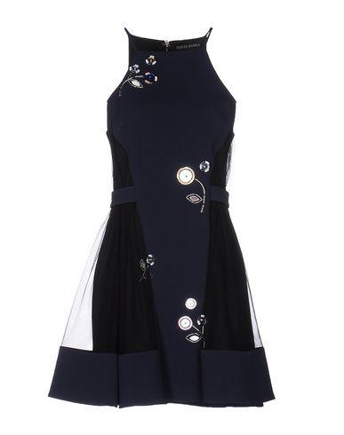 Короткое платье DAVID KOMA 34684435US