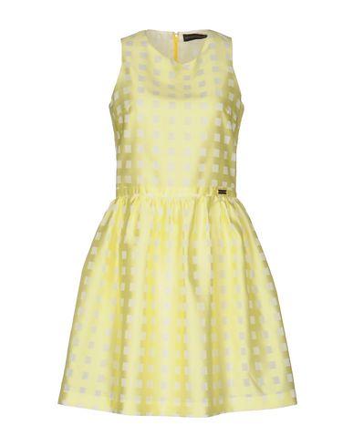 Короткое платье ALESSANDRO DELL'ACQUA 34684503BL