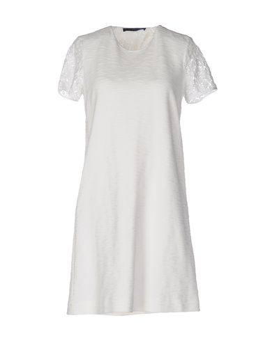 Короткое платье BLUE LES COPAINS 34685061MP