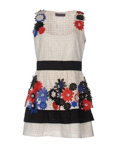 Короткое платье EMANUEL UNGARO 34685182XH