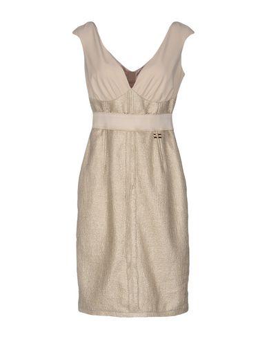 Короткое платье ELISABETTA FRANCHI GOLD 34685608KA