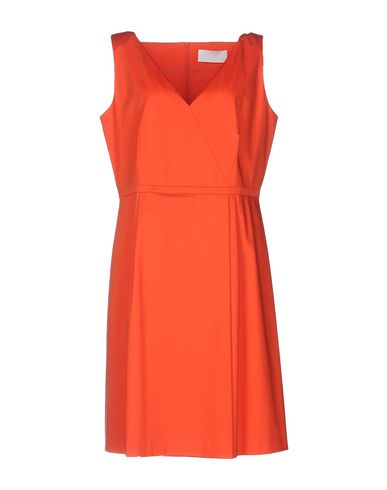 Платье до колена BOSS BLACK 34685635AD