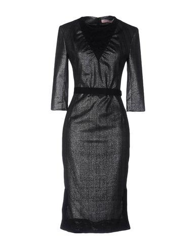 Платье до колена FRANKIE MORELLO 34685656UE