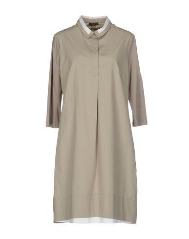 Короткое платье PESERICO 34686017TH