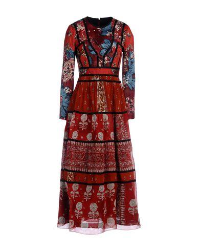 Длинное платье BURBERRY 34686066ON