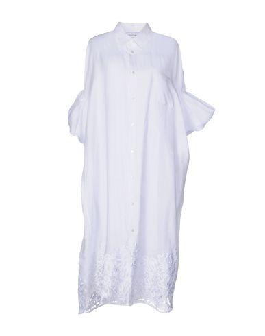 Платье до колена JUNYA WATANABE COMME DES GARCONS 34687173EE