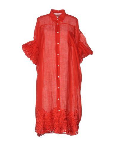 Платье до колена JUNYA WATANABE COMME DES GARCONS 34687173ES