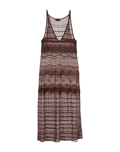 Платье длиной 3/4 MISSONI 34687400MJ