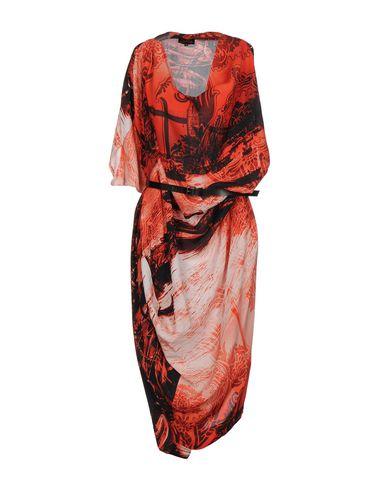 Длинное платье VIVIENNE WESTWOOD ANGLOMANIA 34687480BN