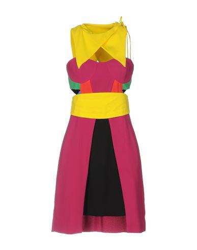 Короткое платье VERSUS 34687495GI