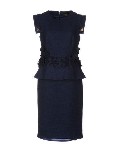 Платье до колена CLASS ROBERTO CAVALLI 34687839BC