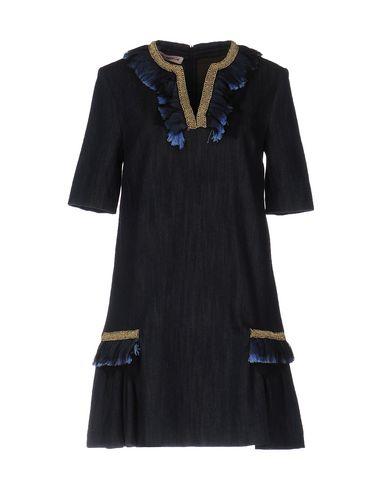 Короткое платье FRANKIE MORELLO 34687845RW