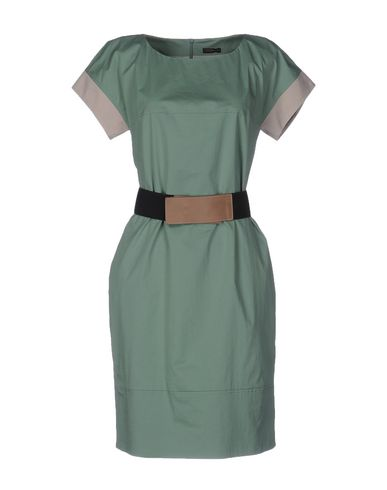 Короткое платье PESERICO 34689603CH