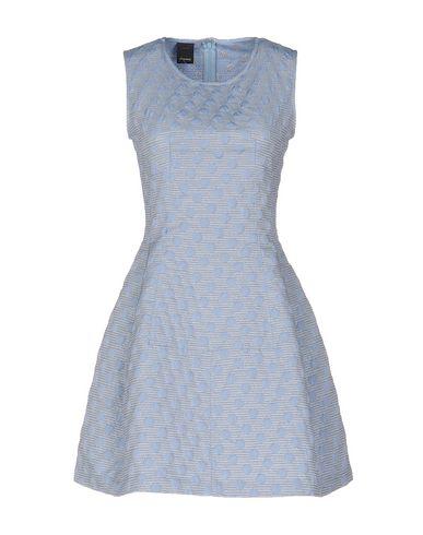 Короткое платье PINKO BLACK 34689932DO