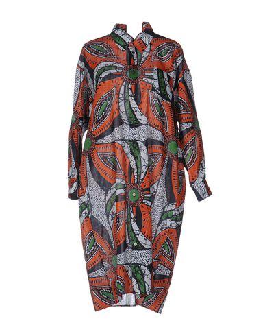 Платье до колена JUNYA WATANABE COMME DES GARCONS 34690222XK