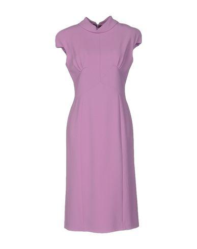 Платье до колена BOTTEGA VENETA 34690260SW