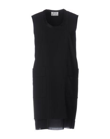 Короткое платье ACNE STUDIOS 34690618JU