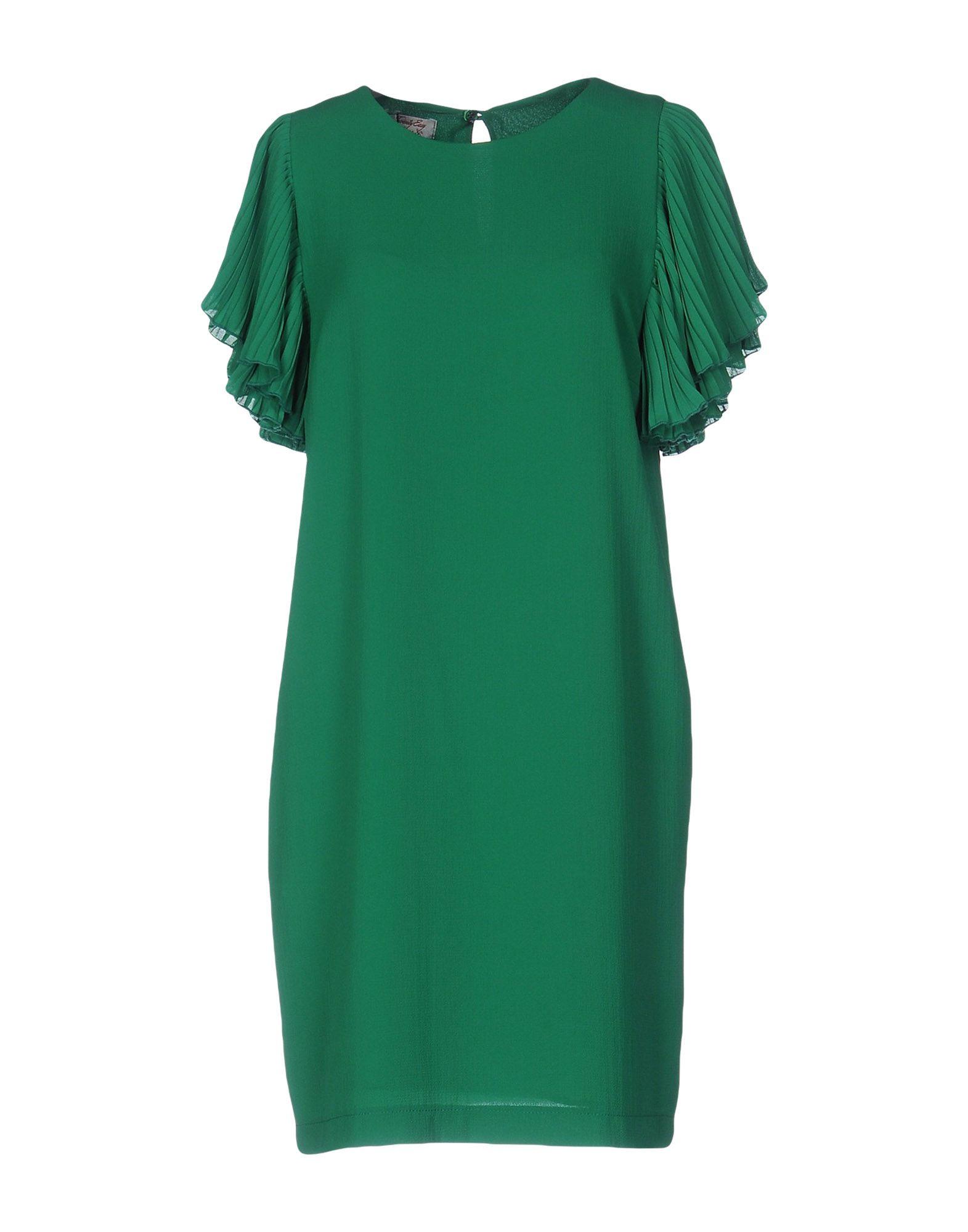 TWENTY EASY BY KAOS Short dresses