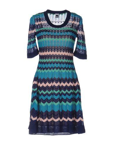 Короткое платье M MISSONI 34690865QW