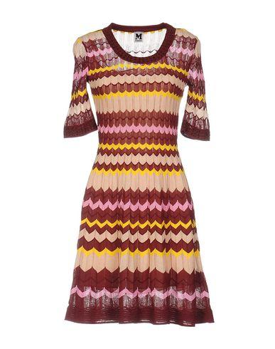 Короткое платье M MISSONI 34690865TV