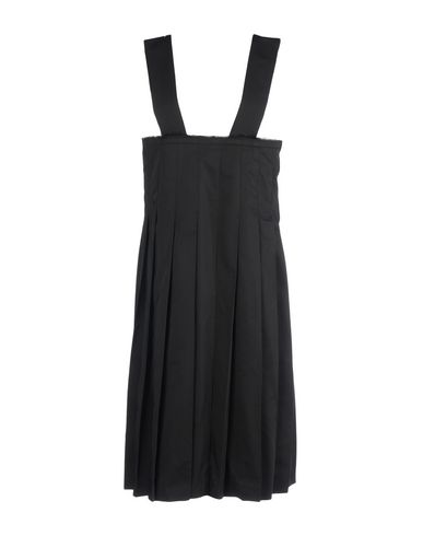 Платье длиной 3/4 COMME DES GARCONS 34691650NO
