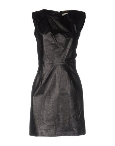 Короткое платье SAINT LAURENT 34691725SO