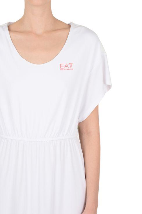 ABITO IN JERSEY STRETCH : Vestiti jersey Donna by Armani - 5
