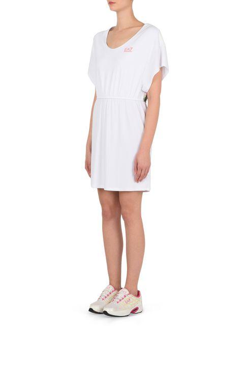 ABITO IN JERSEY STRETCH : Vestiti jersey Donna by Armani - 3