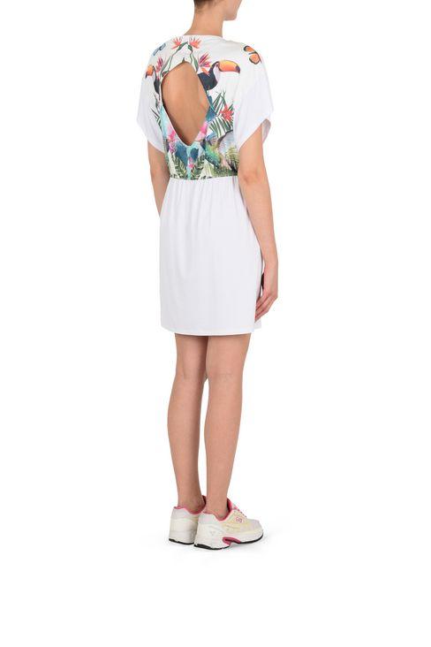 ABITO IN JERSEY STRETCH : Vestiti jersey Donna by Armani - 4