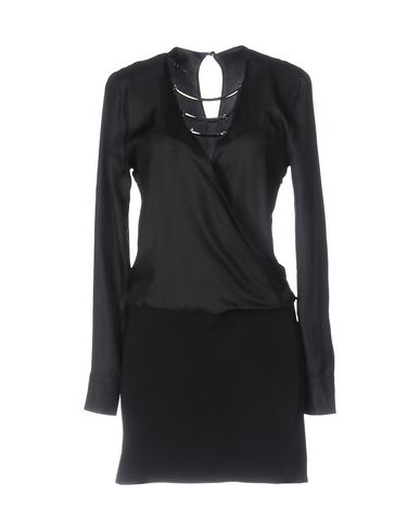Короткое платье PHILIPP PLEIN COUTURE 34692364IU