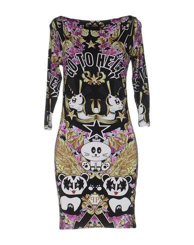 Короткое платье PHILIPP PLEIN COUTURE 34692372KG
