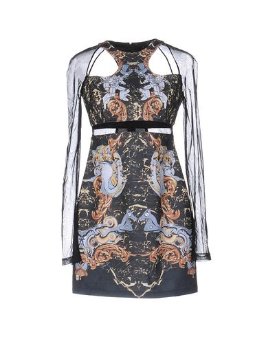 Короткое платье PHILIPP PLEIN COUTURE 34692401GU
