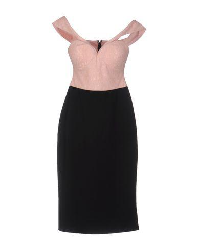 Платье до колена RARE LONDON 34692751IG