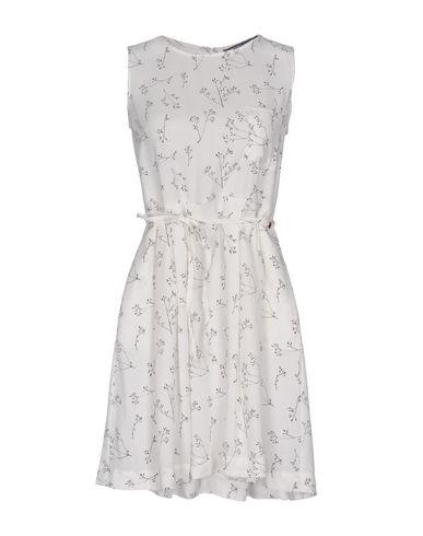 Короткое платье WOOLRICH 34693095IR