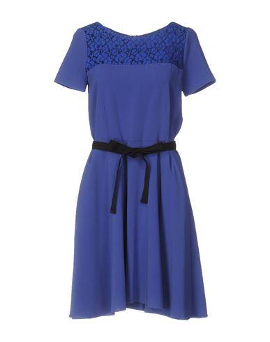 Короткое платье BLUE LES COPAINS 34693224JV