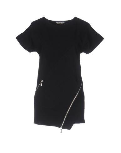 Короткое платье DIRK BIKKEMBERGS SPORT COUTURE 34693871LD