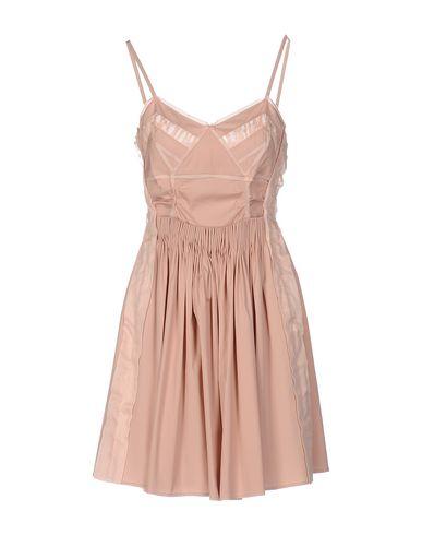 Короткое платье MIU MIU 34693995UV