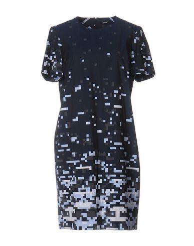 Короткое платье JIL SANDER NAVY 34694119EE