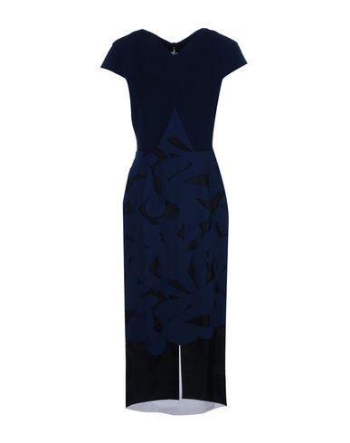 Платье длиной 3/4 ROLAND MOURET 34694281EB