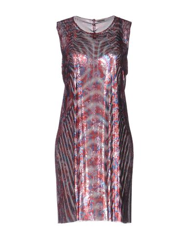 Короткое платье PACO RABANNE 34694299DC
