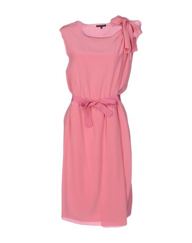 Короткое платье SILK AND SOIE 34694945EL