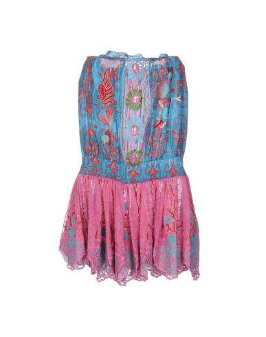 Короткое платье ANTICA SARTORIA BY GIACOMO CINQUE 34695416LM