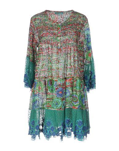 Короткое платье ANTICA SARTORIA BY GIACOMO CINQUE 34695475GS