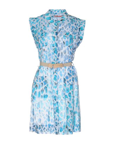 Короткое платье MATTHEW WILLIAMSON 34696473TK