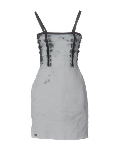 Короткое платье PHILIPP PLEIN COUTURE 34696987DL