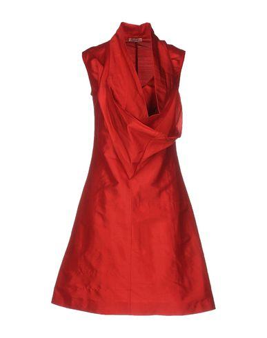 Короткое платье ROSE' A POIS 34698073QS