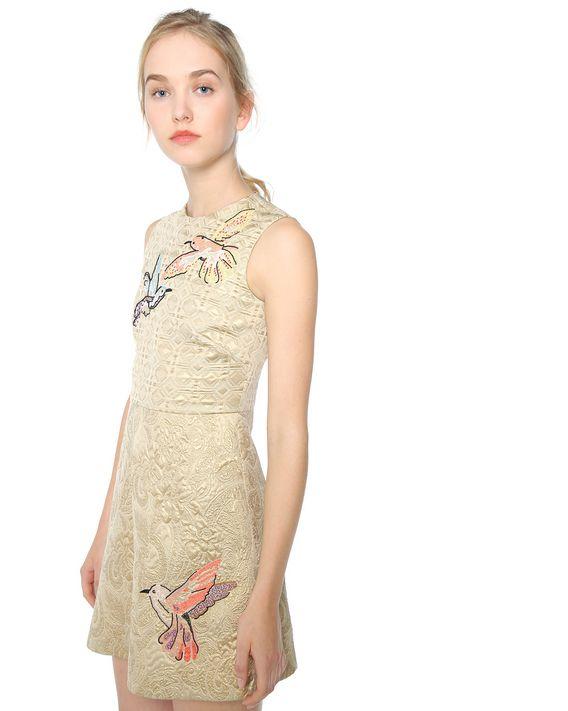REDValentino MR3VA4802RV L01 Dress Woman e